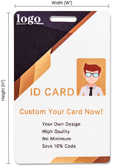 Custom PVC ID Cards