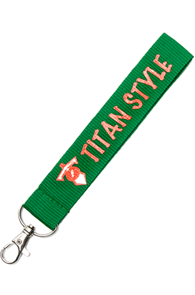 Custom Wrist Lanyards