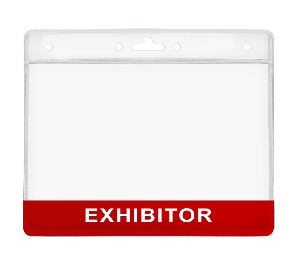 Exhibitor - Red