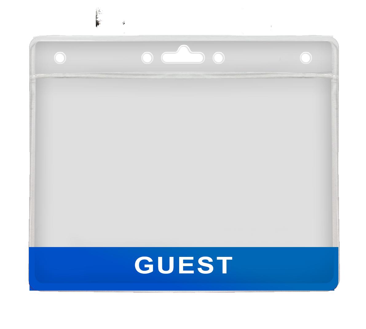 Guest - Blue