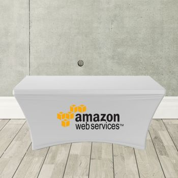 6ft - 8ft Stretch Color Table Covers