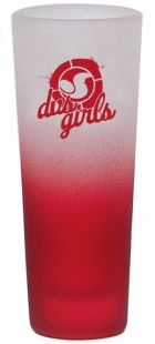 Frosted Cordial Shot Glass- 2.5 oz.